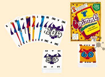 [spieleoffensive.de] Kartenspiel 6nimmt! 50% reduziert + Gutscheincode