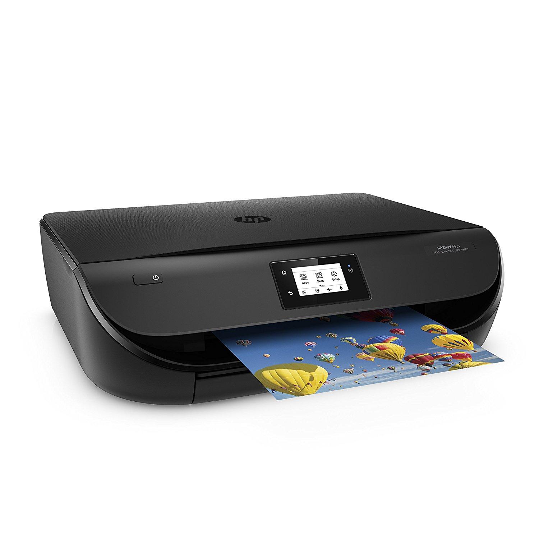 Notebooksbilliger Angebot: HP ENVY 4521 Tintenstrahl Multifunktionsdrucker - Druck: 4800x1200 dpi -  Scan: 1.200x2.400 dpi - HP Instant Tinte Ink