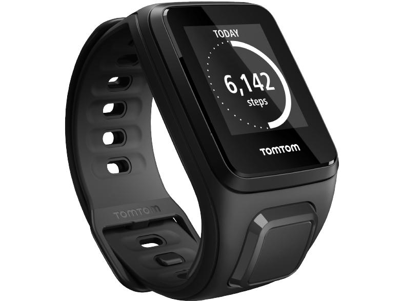 TOMTOM Spark Cardio inkl. Music & GPS Fitness Uhr