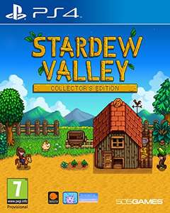 Stardew Valley Collector's Edition (Xbox One & PS4) für je 19,37€ inkl. VSK (Base.com)