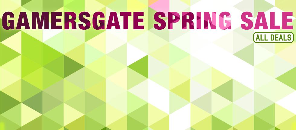 Gamersgate Spring Sale - Viele Spiele-Keys reduziert, z.B. Serious Sam 3 für 4,92€