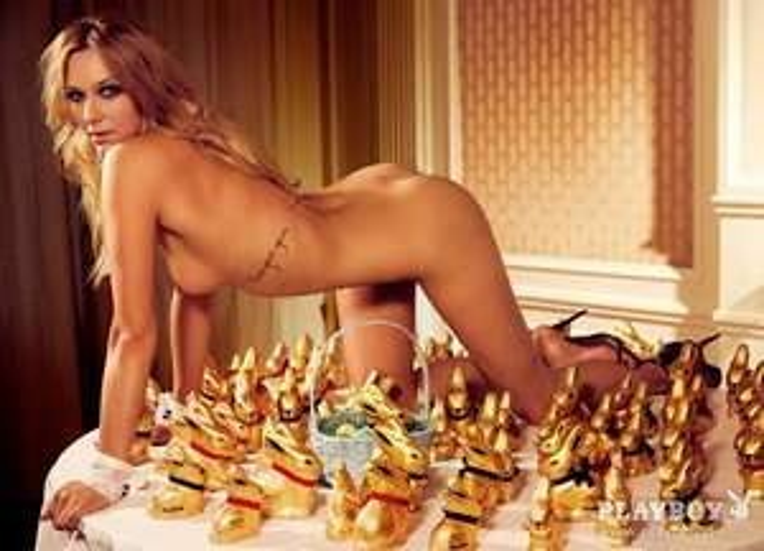 Playboy wünscht frohe Ostern ;) 50 Bilder von Playmate Jessica Czakon