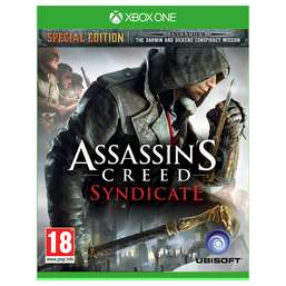 Assassins Creed: Syndicate Special Edition (Xbox One) für 15,64€ inkl. VSK (Amazon Prime)