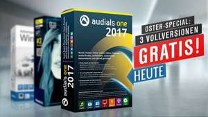 Audials ONE 2017 SE (von Computerbild)