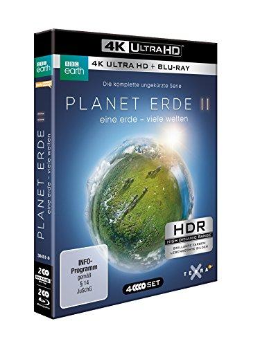 Planet Erde II: Eine Erde - viele Welten - 4K Ultra HD [Amazon.de]