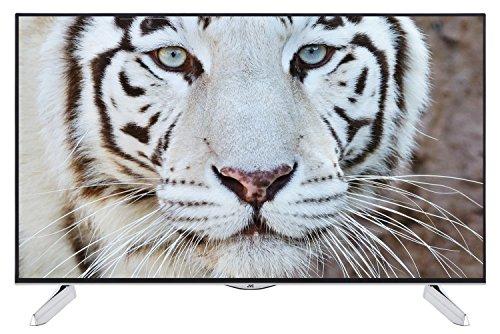 JVC LT-55V72AU 140 cm (55 Zoll) Fernseher (Ultra HD, Triple Tuner, DVB-T2 HD, Smart TV) [Energieklasse A+] für 565€ [Amazon]
