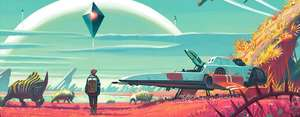No Man's Sky bei Green Man Gaming (Steam)