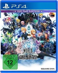 Spiele für je 14,99€ bei [Saturn] - z.B. Need for Speed (PS4 / XBO) & World of Final Fantasy (PS4)