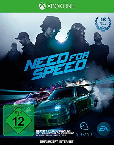 Need for Speed (Xbox One) für 12,66€ (Amzon.de Prime)