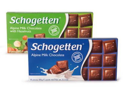 [Kaufland] Schogetten 100g für 0,55€ vom 24.04. bis zum 26.04.17