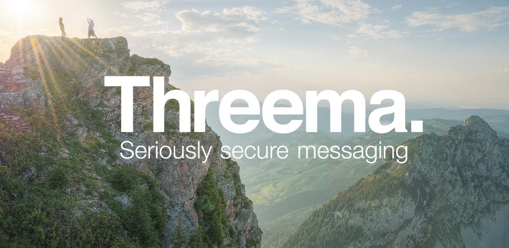 Threema. Der sichere Messenger für 1,49 statt 2,99