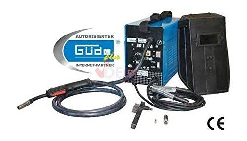 Güde Fülldraht- Schweißgerät SG 120 A @Amazon Italien