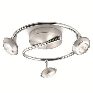 Philips LED-Spot Sepia 3x4,5W Deckenleuchte Deckenspot Spotbalken Deckenstrahler für 19,99€