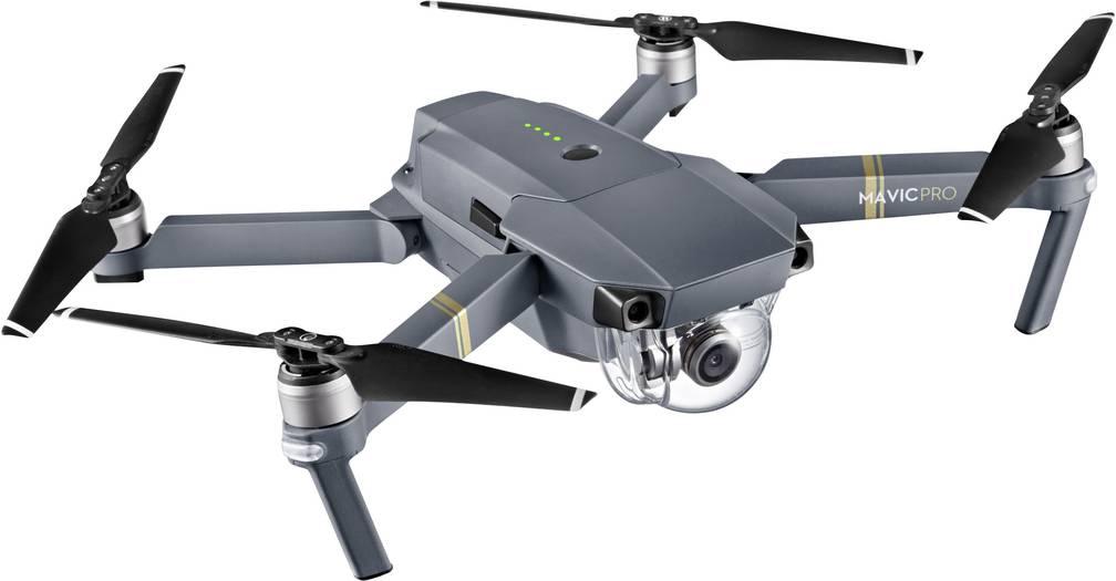 DJI Mavic Pro Fly More Combo Quadrocopter bei deutschem Händler
