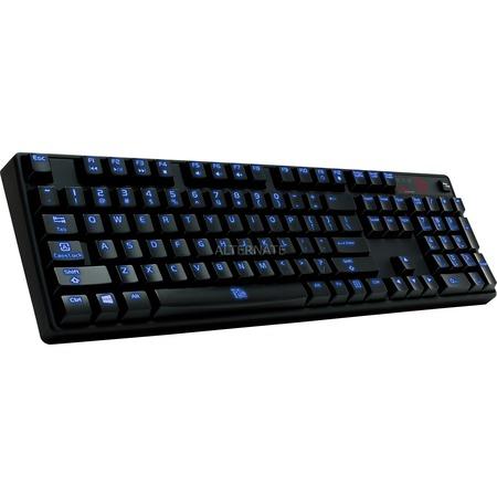 ZackZack Angebot: Tt eSPORTS Poseidon Z Illuminated - Brown Switch Edition - Mechanische Tastatur