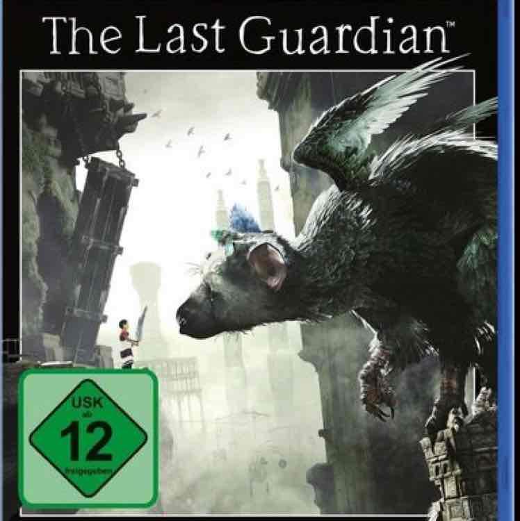 The Last Guardian (PS4) für 19,99€ [Lokal Saturn Braunschweig]