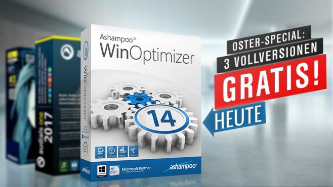Ashampoo WinOptimizer 14 kostenlos