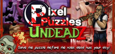 [STEAM] Pixel Puzzles: UndeadZ (6 Sammelkarten) @Gleam