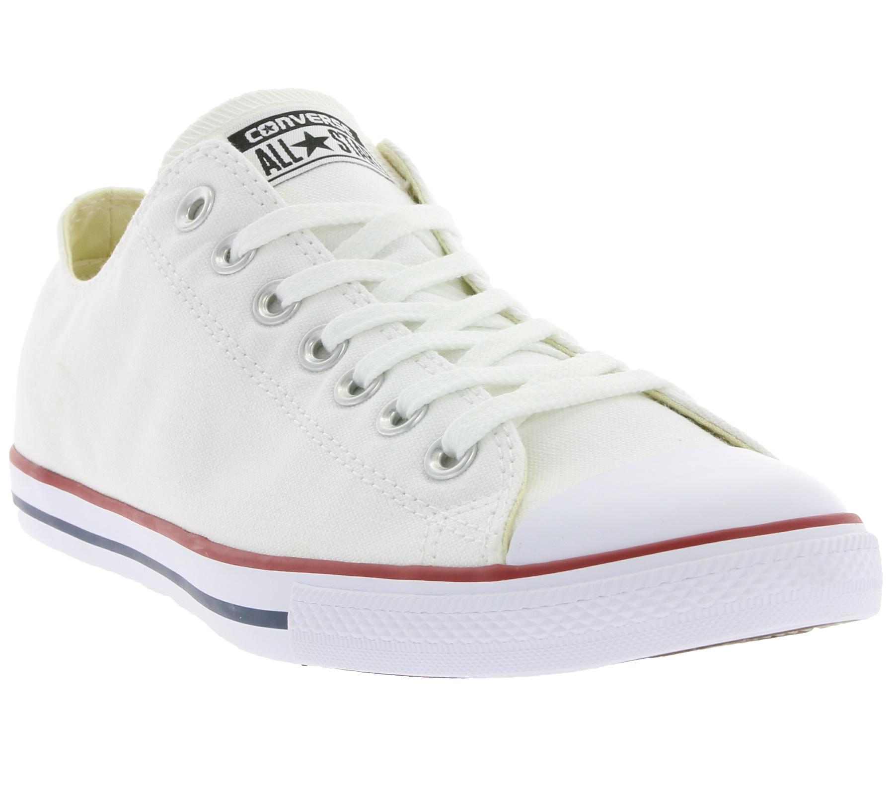 Converse Chuck Taylor All Star Lean Ox Sneaker Weiß