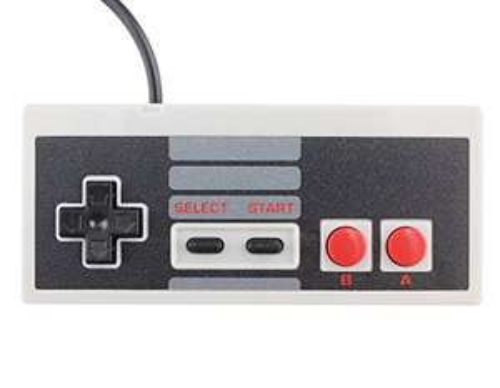 Controller Nintendo Classic Mini (Amazon Blitzangebot)