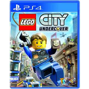 LEGO City: Undercover (PS4) ab 37,99€ (Müller oder Amazon)