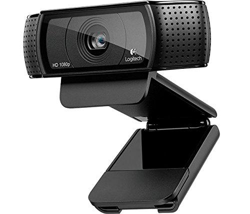 Amazon MP[Preisfehler?]Logitech C920 HD Pro Webcam (USB, Autofokus, Mikrofon) schwarz