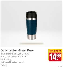 Emsa Isolierbecher Travel Mug 0,36l