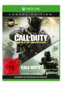 Call of Duty: Infinite Warfare (Legacy Edition inkl. Modern Warfare Remastered) (Xbox One) für 37,79€ inkl. VSK (Rakuten)