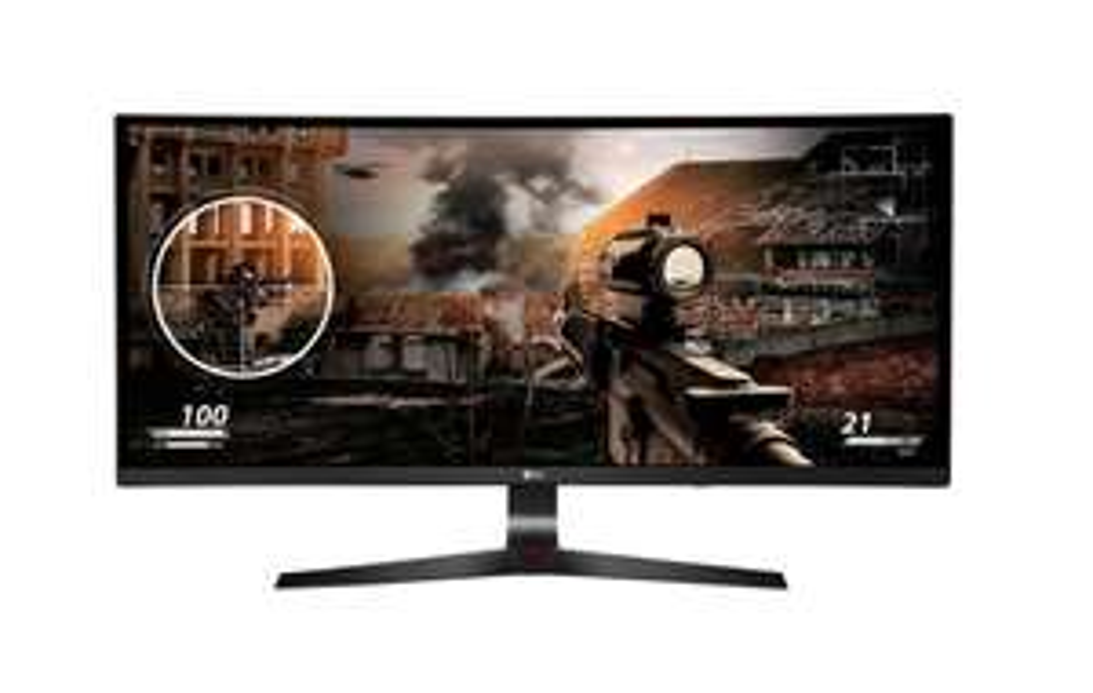 "LG 34 UC79G-B 34"" Ultrawide Curved 21:9 144hz Freesync 2560x1080 Gaming Monitor @amazon.it"