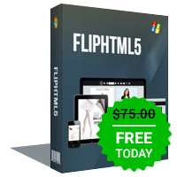 Giveaway of the day — FlipHTML5 Platinum (Win&Mac)