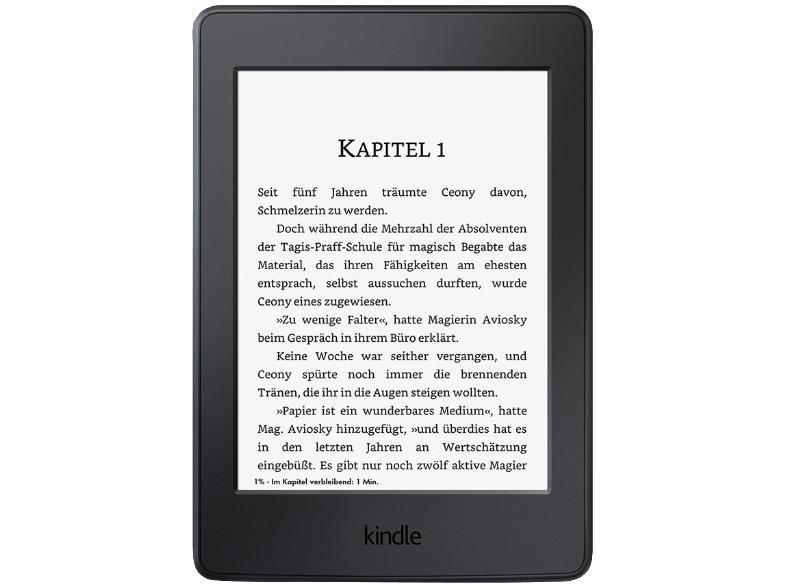 Kindle Paperwhite eReader - bei Saturn wieder für 89,99€ Erhältlich