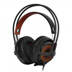 [caseking] SteelSeries Siberia 350 Gaming Headset (DTS 7.1 Surround-Sound, RGB-Beleuchtung) in schwarz  für 44€ statt 84€