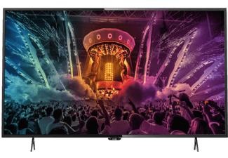 "PHILIPS 49PUS6101/12: 49"" UHD 4K -SMART TV (3.840 x 2.160 Pixel): 4xHDMI, 3xUSB, 1xDVI, 1xoptischer Audioausgang, 800PPI,  DVB-T2 HD, DVB-C, DVB-S, DVB-S2 für 444€ @Media Markt (und Amazon)"