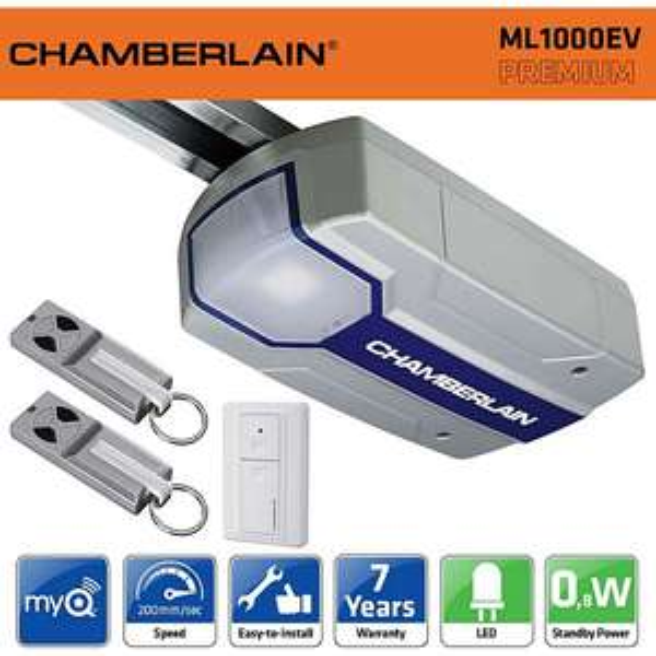 Chamberlain ML1000EV Premium Garagentorantrieb [Plus.de]