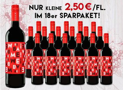 [vinos.de] Fiesta Iberica mal aufs Haus - 2.50€ je Flasche Rotwein