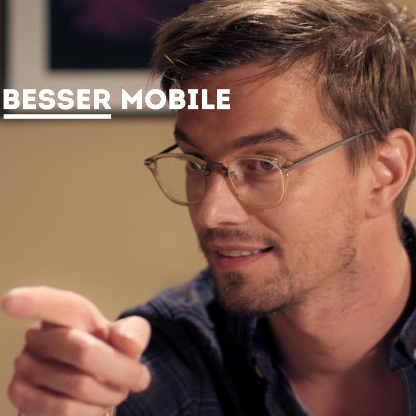 BESSER MOBILE inkl. 10 € Gutschein / Monat + optional iPhone 5s refurbished für 99 € mit bis zu 4 GB LTE 6 Monate Vertragslaufzeit