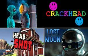 [Steam Games] Gratis - The God's Chain, Crackhead, Head Shot, Lost Moon @simplo