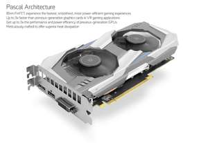 KFA² GeForce GTX 1060 6GB OC + For Honor / Ghost Recon ab 228,56€ [Mindfactory]
