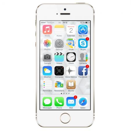 [redcoon] Apple iPhone SE 64GB (Neuware ohne Vertrag) in Gold für 395,99€