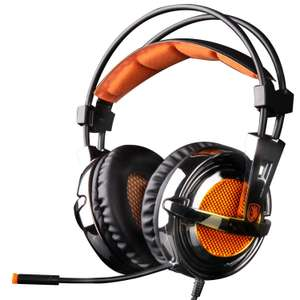 EasySMX Gaming Headset mit Mikrofon für XBOX 360 / Playstation / PC