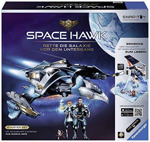 """Ravensburger Space Hawk Starterset inkl. Episode """"Das dunkle Herz"""" für 10,02€ mit [Amazon Prime]"""