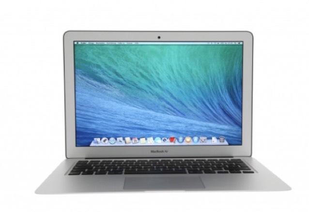 MacBook Air 2015 1,6 GHz 120 GB SSD. 4GB Ram - Gebraucht Zustand : sehr gut