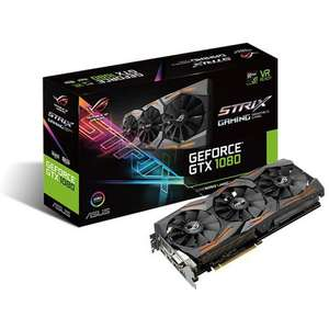 Asus GeForce GTX 1080 Strix + DoW 3 Key