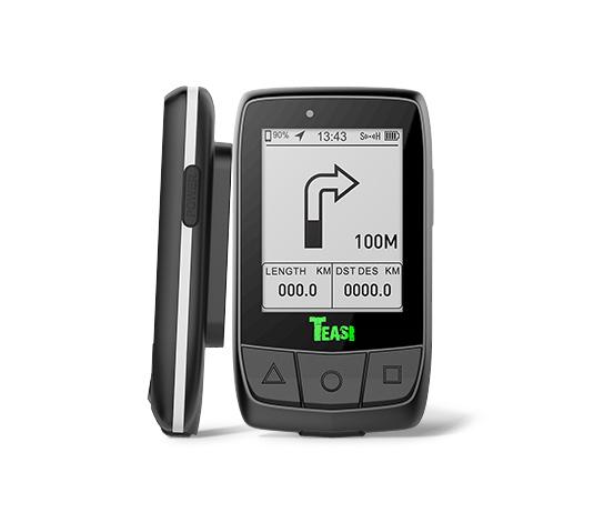 [tchibo] TEASI Bluetooth-Fahrradcomputer mit Navigations-App