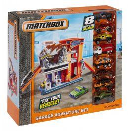 Matchbox Garage Adventure Set PVG Idealo 42,99€ [top12]