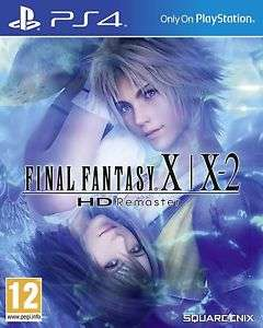 [PS4]Final Fantasy X|X-2 HD Remaster 16,90€