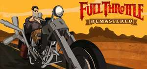 [steam] Full Throttle Remastered