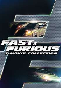 "Google Play Movies ""Fast & Furious 7-Movie Collection"" in HD kaufen"