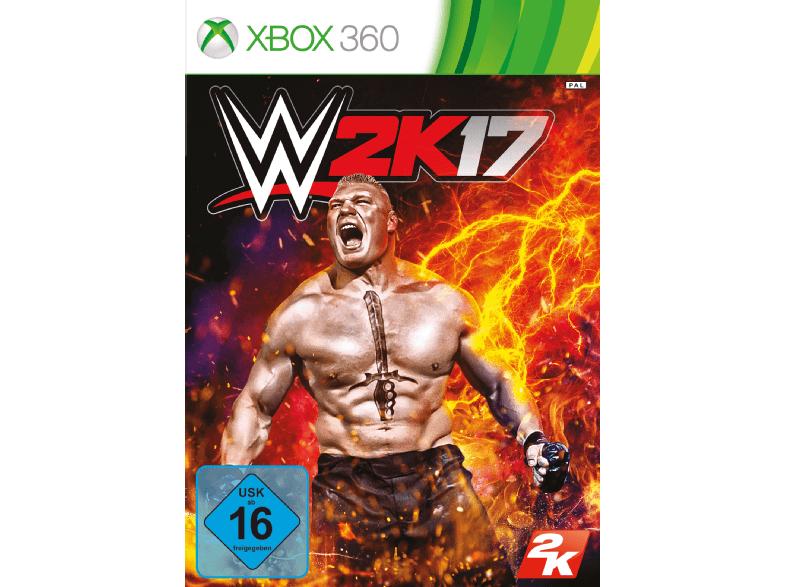 [Media Markt] WWE 2K17 [Xbox 360] für 9,9€