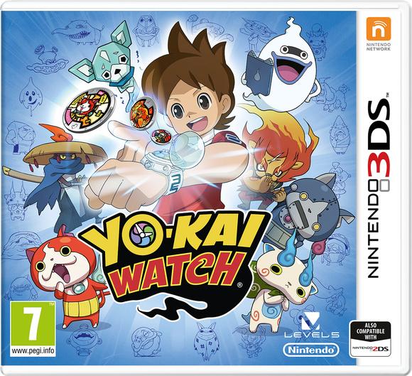 Yo-Kai Watch (3DS) für 20,50€ (Coolshop)